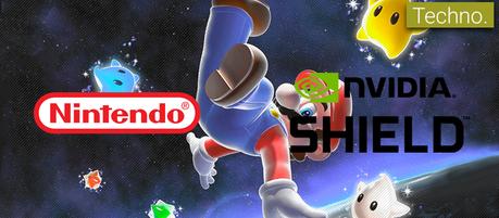 Les jeux Wii sur NVIDIA Shield en Chine