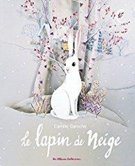 Le lapin de neige par Camcam