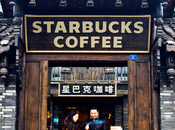 Chine inaugure plus grand Starbucks monde