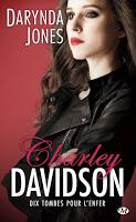 Charley Davidson, Tome 10 : Dix Tombes pour l'Enfer de Darynda Jones