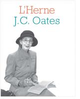 Paysage perdu · Joyce Carol Oates