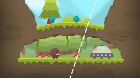 Le meilleur jeu 2017 sur iPhone : Splitter Critters