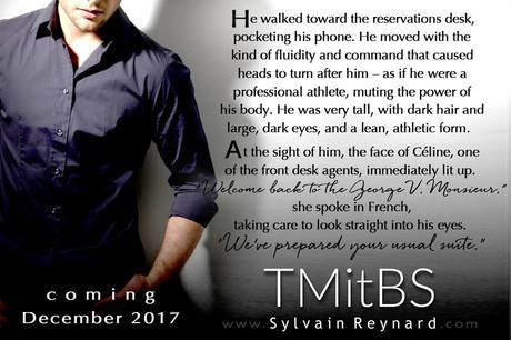 Sylvain Reynard parle de son prochain roman The Man in the black Suit