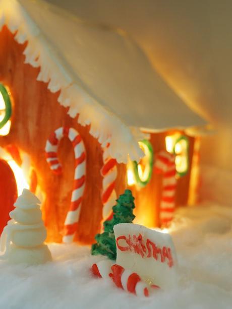 Christmas DIY : Village de Noël miniature à fabriquer