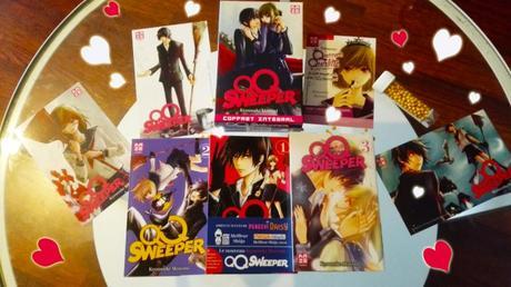 QQ Sweeper de Kyousuke Motoni – L'intégrale