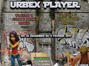 URBEX PLAYER décembre 2017 février 2018