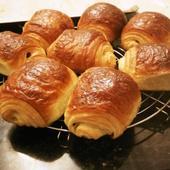 Recette #35: Les pains au chocolat