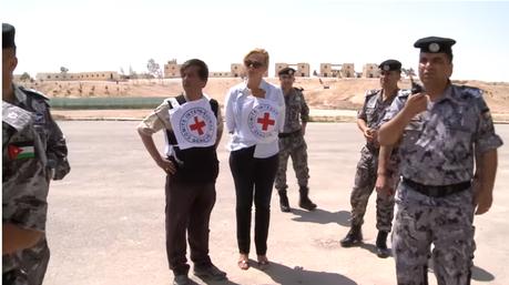 [Vidéo] Travailler pour le CICR : délégué pour les relations avec les porteurs d'armes