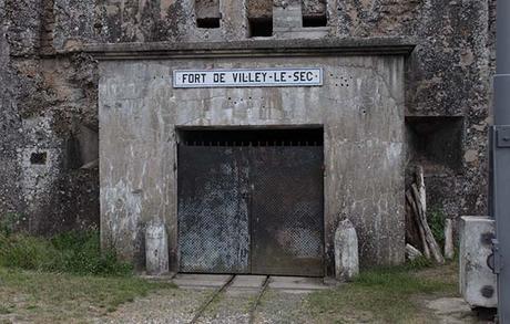 Balade en Lorraine : Visitons le fort de Villey-le-sec