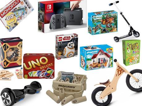 Ma sélection shopping de Noël spéciale Kids