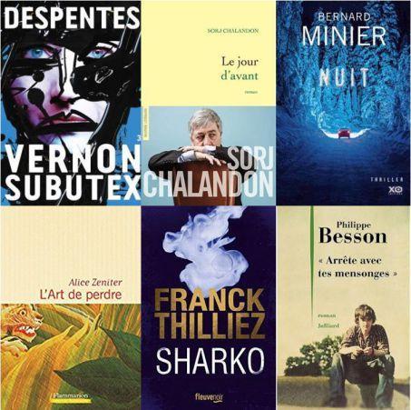 Où l'on vous présente les 17 livres les plus populaires de l'année 2017