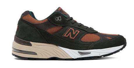 New Balance Made in US/UK 991