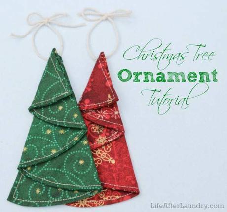 10 nouveaux ornements de Noël à coudre