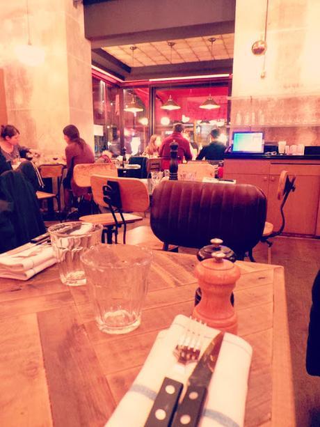 Little Nonna pizzeria gluten free paris restaurant italien