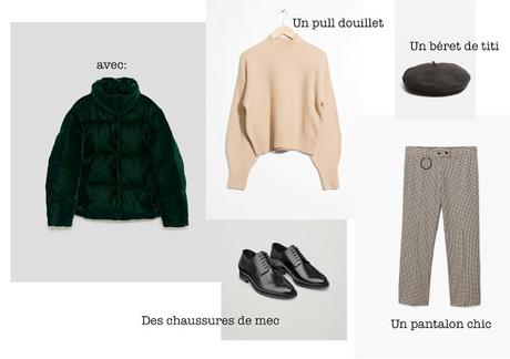 SHOPPING: LE VELOURS