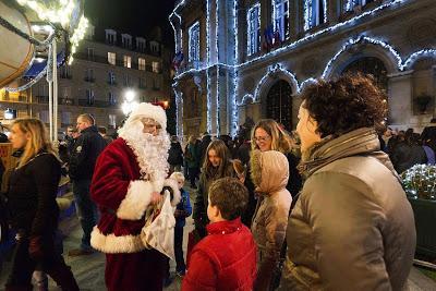 Dédicaces au Marché de Noël de Neuilly-sur-Seine [ici]