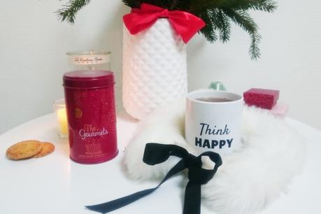 Le thé des Gourmets, thé de Noël du Palais des Thés