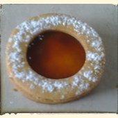 Sablé caramel au beurre salé au thermomix - La cuisine de poupoule