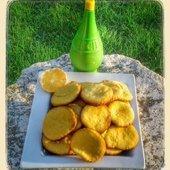 Sablé citron vert au thermomix ou sans - La cuisine de poupoule
