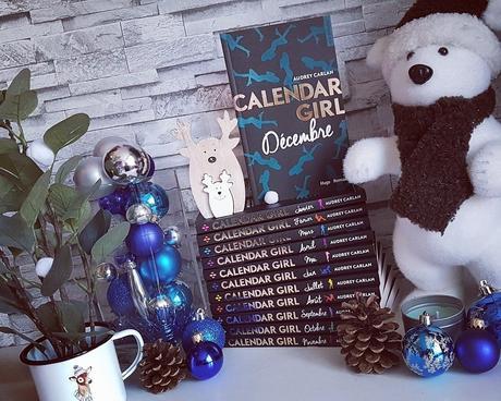 Calendar Girl, décembre - Audrey Carlan