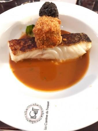 Cabillaud, pied de cochon, caviar © Gourmets&co