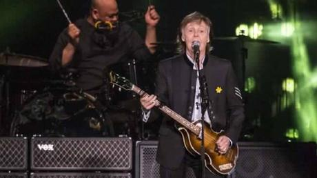 Paul McCartney : la set-list de son concert à Brisbane #PaulMcCartney #oneonOne #Brisbane #Autralia