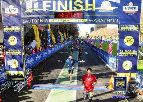Mon dernier marathon...