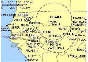 "Pourquoi dit-on ""Australie"" ""France"" , ""Chine"" ou ""Ghana ?"