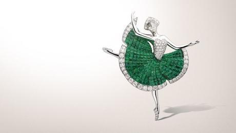 Exposition Van Cleef & Arpels Précieuses Ballerines.