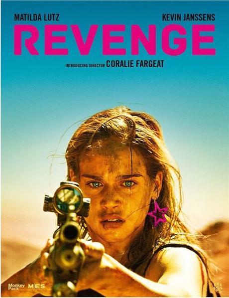 [CRITIQUE] : Revenge (PIFFF 2017)