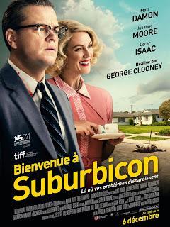 Cinéma Santa & Cie / Bienvenue à Suburbicon