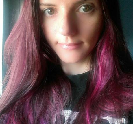 Oror 404 cheveux roses violets Girls n Nantes