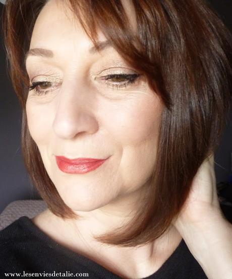 Make-up de fêtes avec la collection Noël Flamboyant Dr Pierre Ricaud