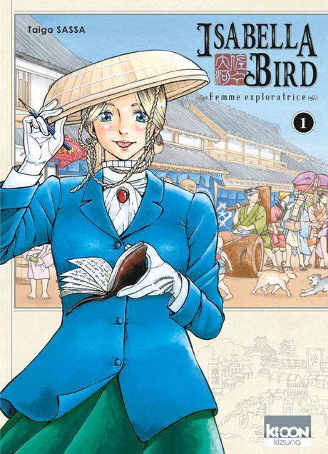 Isabella Bird, femme exploratrice – Tome 1