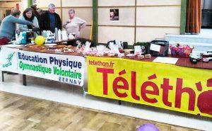 Résumer du 30ème «Téléthon» sur Bernay-radio.fr…