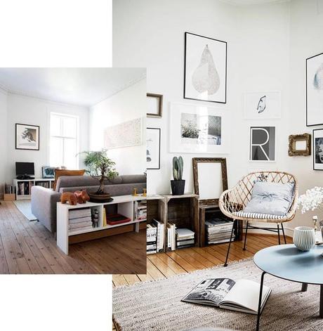 Astuces d co pour un petit salon - Deco petit salon ...