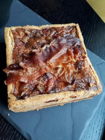 Quiche lorraine © Gourmets&co