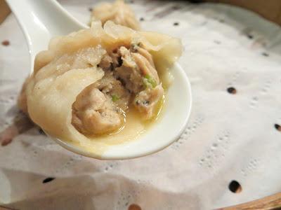 Xiao long bao à la truffe