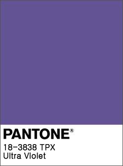 pantone ultraviolet