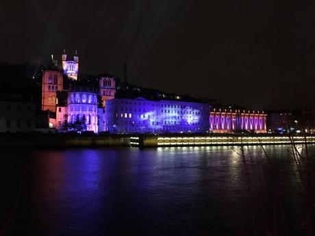 La fête des lumières (vive Lyon!)