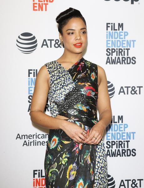 PIAGET: Lily Collins & Tessa Thompson sublimes aux Spirit Awards