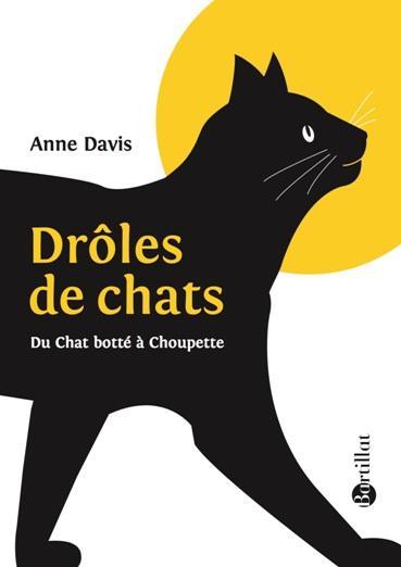 Les «Drôles de chats» d'Anne Davis