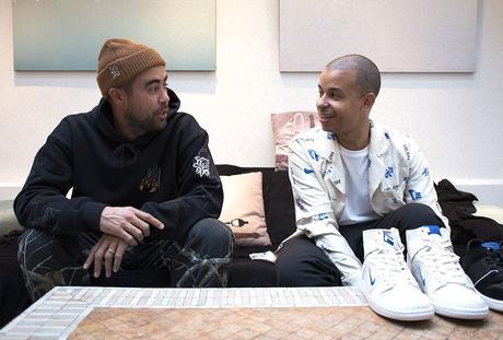 Eric Koston et Silas Adler de Soulland nous parlent Culture et Nike SB