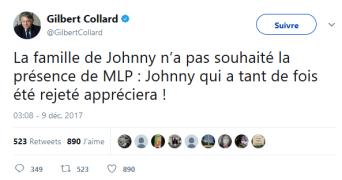Bal communautaire tragique à La Madeleine : un mort… #JohnnyHalliday