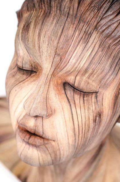 Sculptures céramiques par Christopher David White