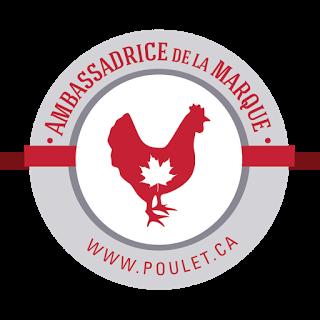 #PouletCa - Pour accompagner votre assiette de charcuterie: Mousse de foies de poulet à l'érable et la Poire William