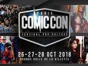 Comic Paris 2018 Octobre