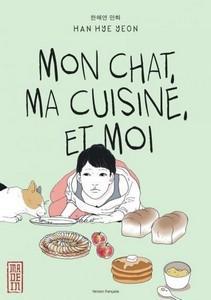 Découvrez le manwha : Mon chat, ma cuisine et moi