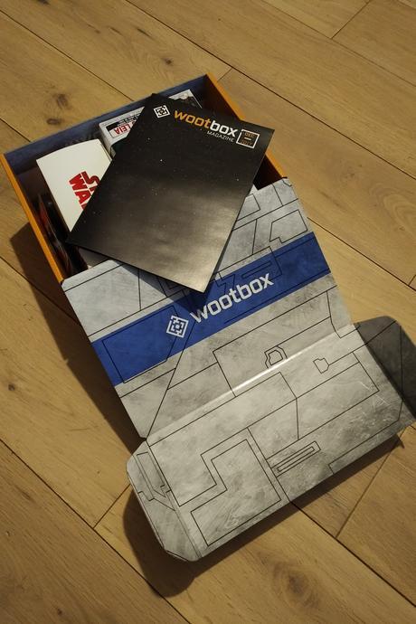 La #Wootbox du mois de décembre est arrivée !
