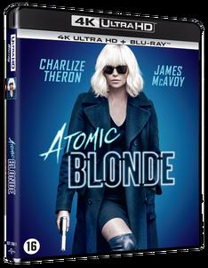 [Test Blu-ray 4K] Atomic Blonde